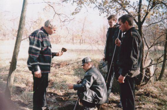 7 ноября 2001 года у х. Ст.Станица